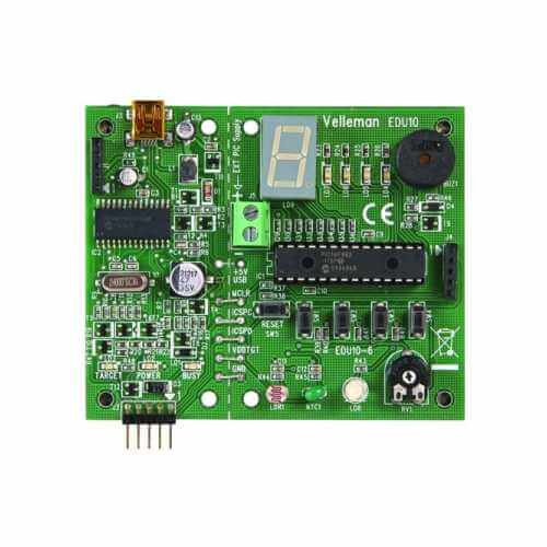 PIC Microcontroller Electronic Project Kits Modules | Quasar