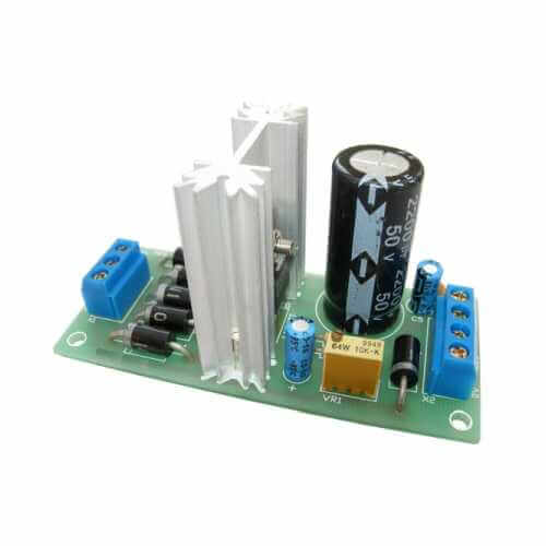 Positive Negative Power Supplie Electronic Project Kits Modules