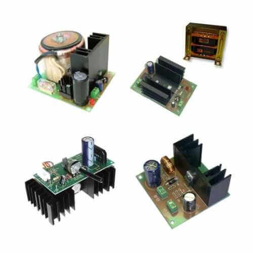 Power Supplie Electronic Project Kits Modules | Quasar