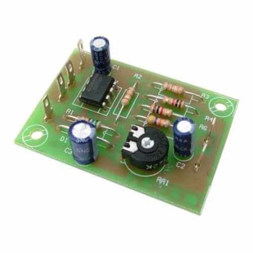 Preamplifiers Microphone Electronic Project Kits Modules | Quasar