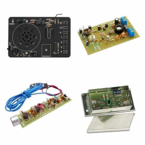 Radio RF Project Kits Modules | Quasar Electronics