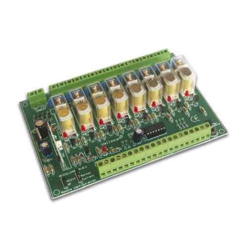 Relay Board Electronic Project Kits Modules | Quasar