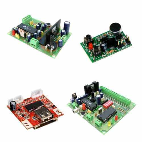 Sound and Message Recorder Electronic Project Kits and Modules | Quasar