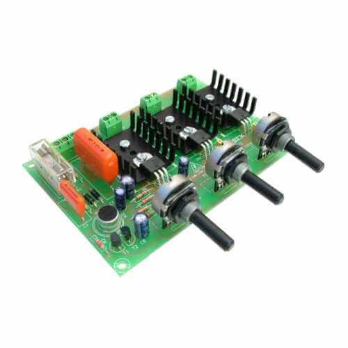 Sound and Light Modulator Electronic Project Kits and Modules | Quasar