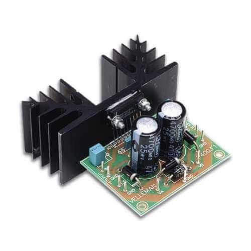 Stereo Audio Amplifier Electronic Project Kits and Modules | Quasar