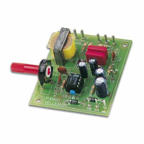 Telephone Amplifier Electronic Project Kits Modules | Quasar