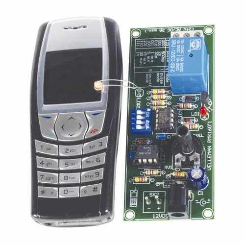 Telephone Equipment Electronic Project Kits Modules | Quasar