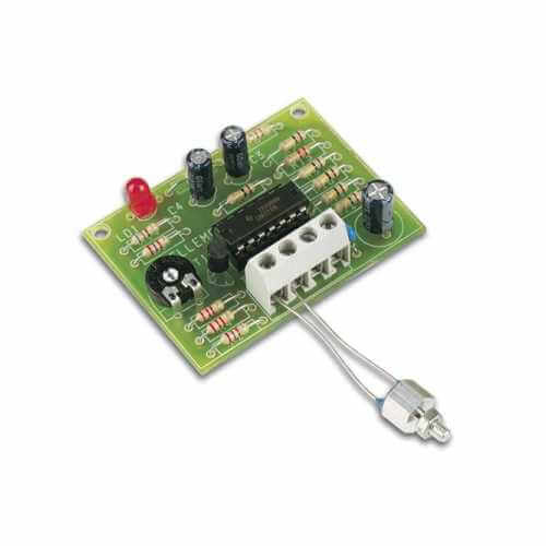Temperature Sensor Electronic Project Kits Modules | Quasar