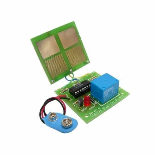 Touch Sensor Electronic Project Kits and Modules | Quasar Electronics