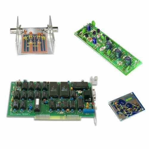 TV Video Electronic Project Kits Modules | Quasar UK