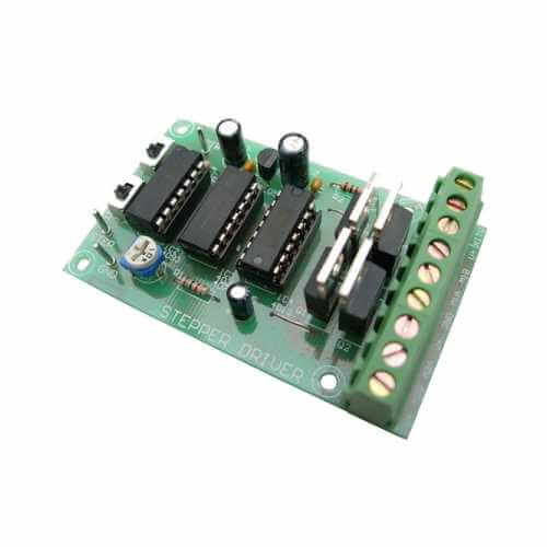 Unipolar Stepper Motor Driver Circuit Boards
