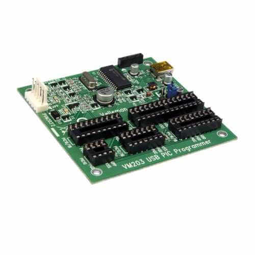 USB and Serial Port PIC Programmer Electronic Project Kits and Modules