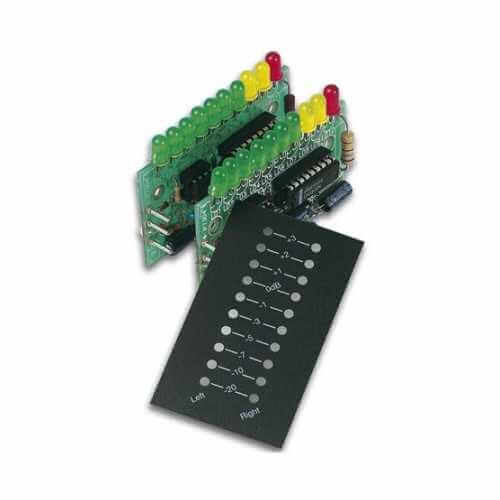 VU Meter Electronic Project Kits Modules | Quasar Electronics