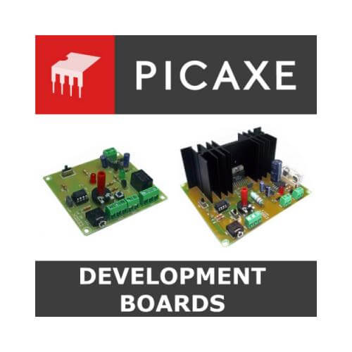 PICAXE Microcontroller Development Boards - Starter Kits | Quasar