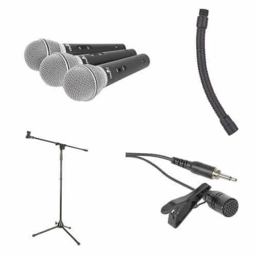 Microphones | Professional Audio | Quasar Electronics
