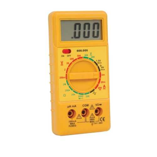Digital Multimeters | Test Measurement | Quasar Electronics