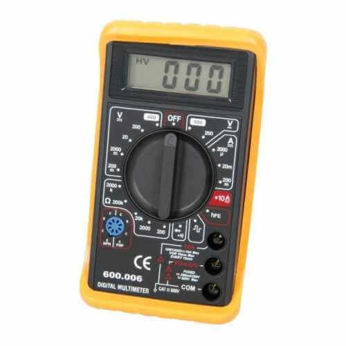 Multimeters and Multitesters | Test and Measurement | Quasar Electronics
