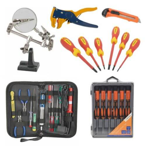 Tools Kits and Sets | Quasar Electronics
