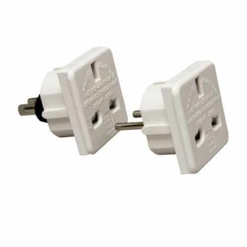 Travel Adaptors | Travel Plugs | Mains Electrical | Quasar Electronics
