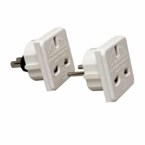 Travel Plug Adaptors | UK Worlwide Mains Electrical | Quasar