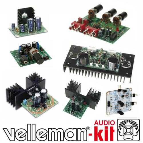 Velleman Amplifier Kits