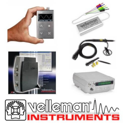 Velleman Instruments Range | Official UK Distributor | Quasar