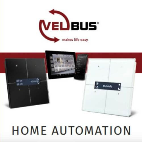 Velleman Velbus Modules Range | Official UK Main Dealer | Quasar