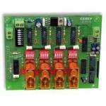 4 Channel Toggling/Latching Relay Extension Module
