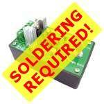 SELF-ASSEMBLY DC Motor Speed Controller Electronic KIT