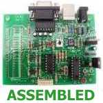 PRE-ASSEMBLED USB / Serial Port PIC Programmer Module