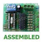PRE-ASSEMBLED 8-Ch Versatile 'Random' LED Flasher Module