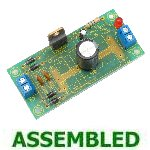PRE-ASSEMBLED 12Vdc, 0.5A Stabilised Power Supply Module (Terminal Block Version)