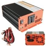 12Vdc to 230Vac, 600W Soft Start Modified Sine Wave Power Inverter