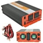 12Vdc to 230Vac, 2500W Soft Start Power Inverter
