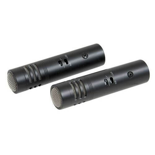 CHORD Condenser Microphones Set Of 2
