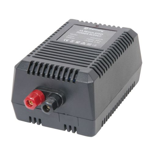 3A, 13.8V Switch-Mode Bench Top Power Supply