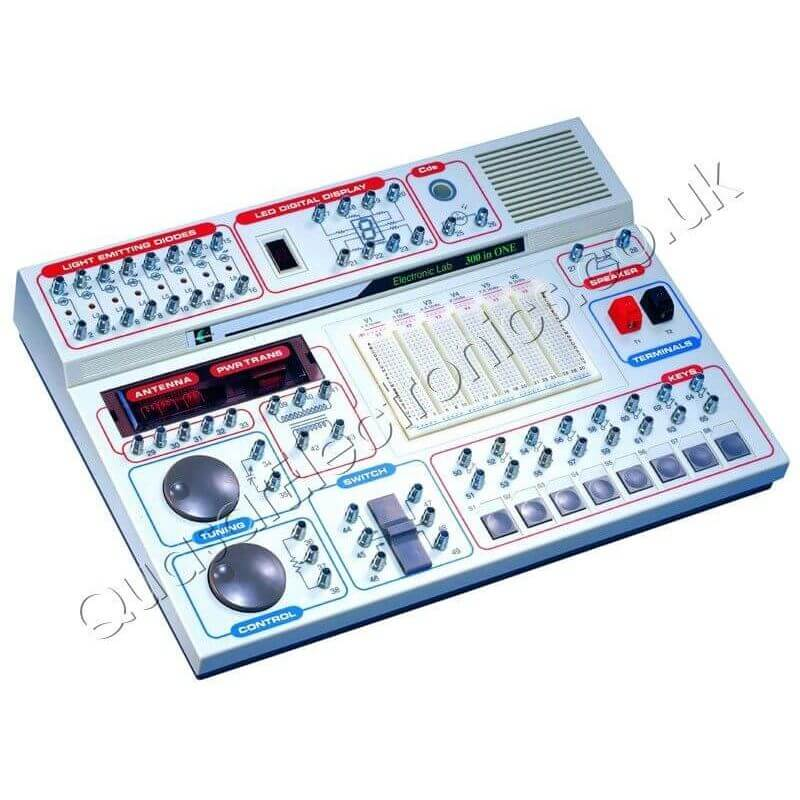 300 in 1 Electronic Project Lab Kit | Maxitronix Elenco Elenco MX-908
