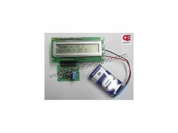 PIC Microcontroller Trainer Kit (with 5 Functions)
