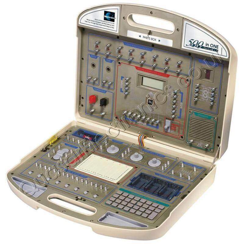 EPL500 - 500 in 1 Electronic Project Lab Kit (MX-909)