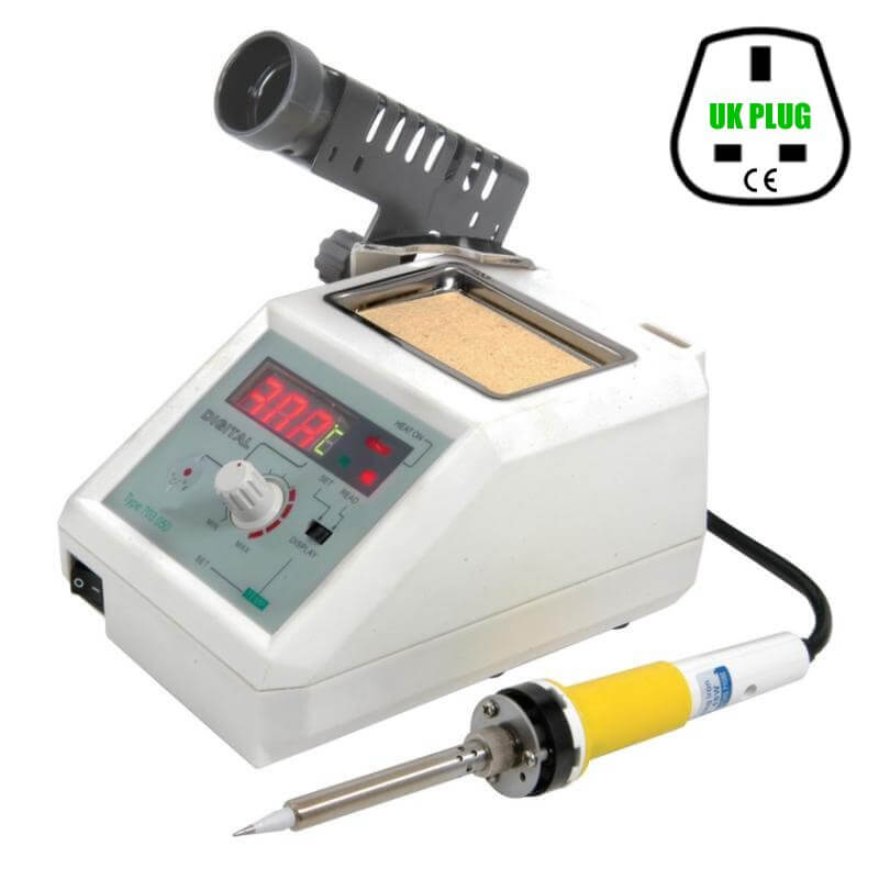 48 Watt Digital Soldering Station (230Vac)