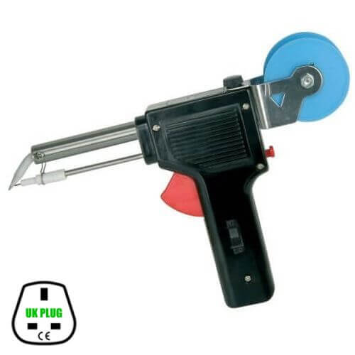 Soldering Gun with Automatic Solder Feed