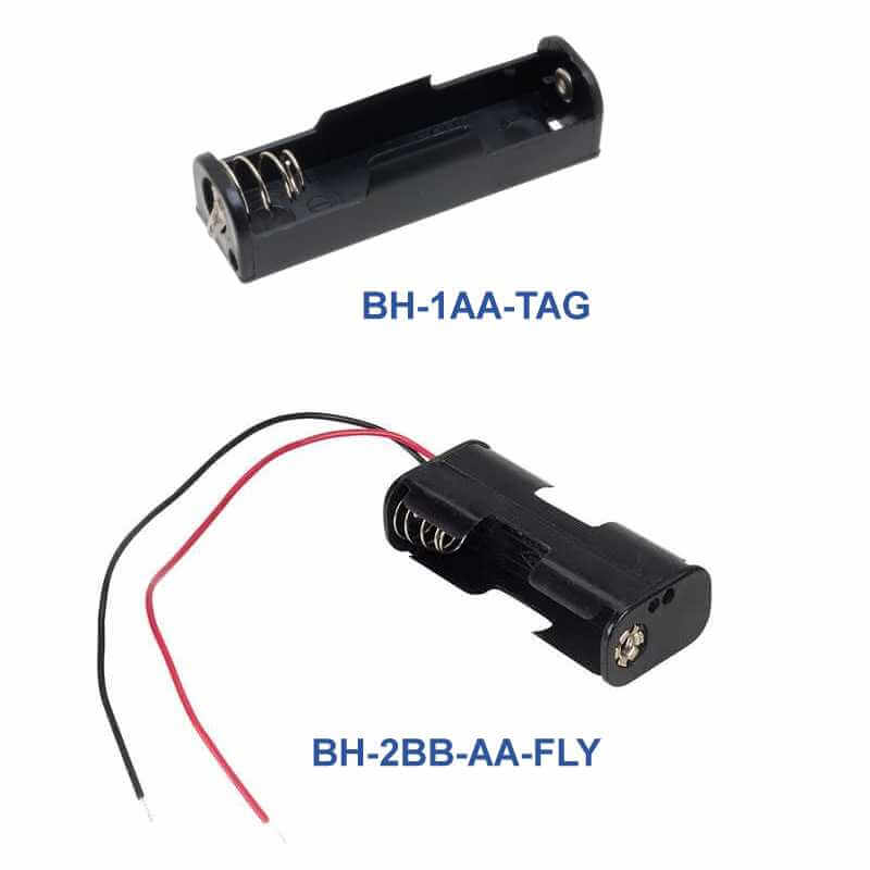 AA Battery Holders