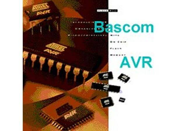 Bascom AVR BASIC Compiler Software (CD-ROM Version)