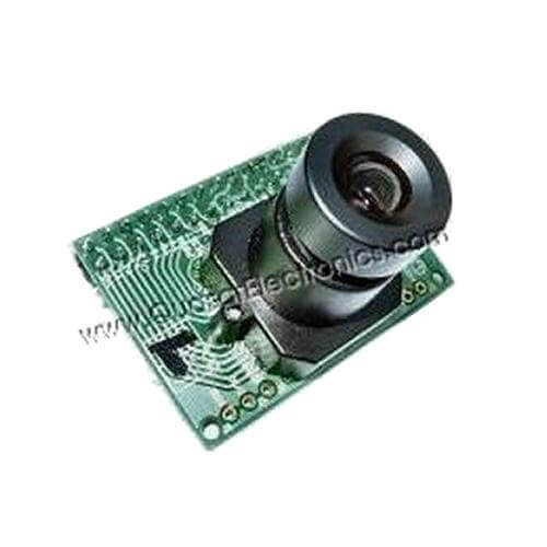 1/3 Inch Digital Output Colour Camera Module with Lens (OV7620)