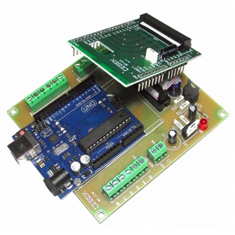 Cebek at arduino uno screw terminal breakout board