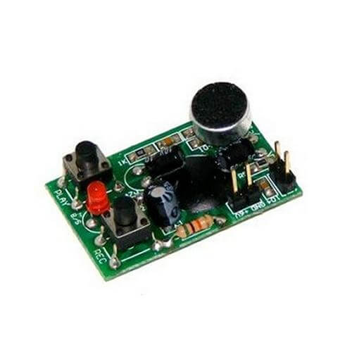 Digital Recording Player Module (20sec max)
