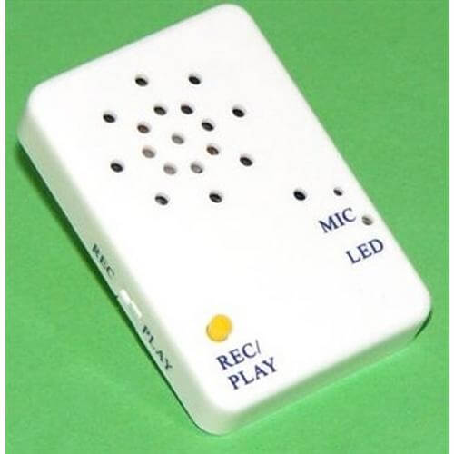 Message Recorder / Player Module (20sec max)