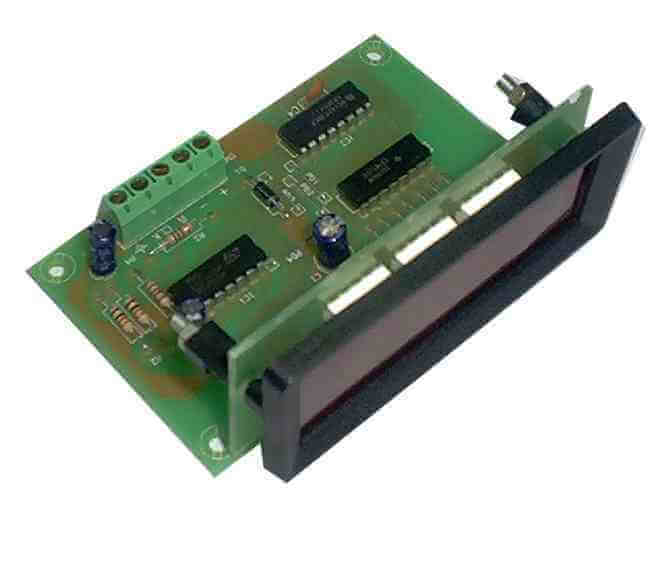 Cebek CD-1 (CCD001) - 3-Digit UP Counter Module (13mm Digits)