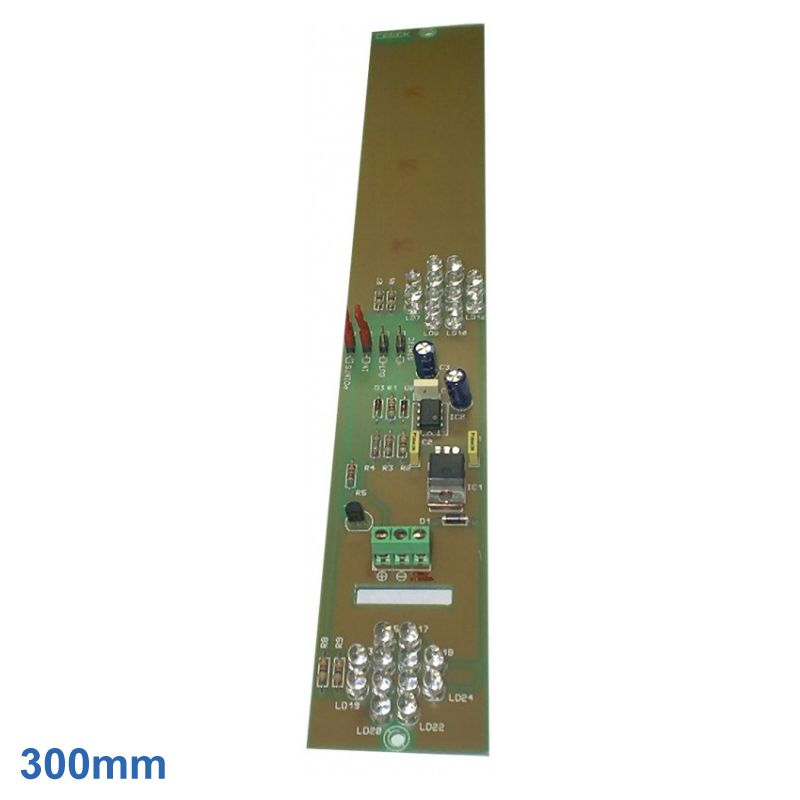 2 Decimal Point BCD SuperBright Red LED Display Module