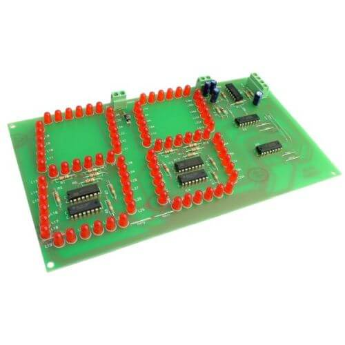 2-Digit Up/Down Counter Module (100mm Digits)